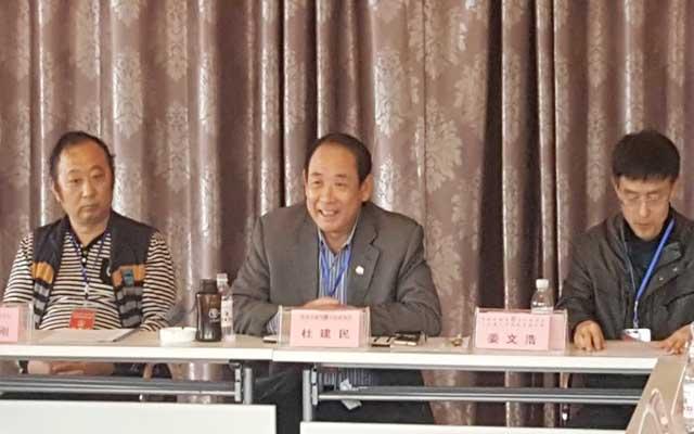 市硬笔书法家协会三届五次理事会议胜利召开!-青岛市